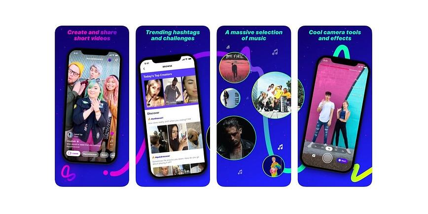 Facebook Lasso iPhone