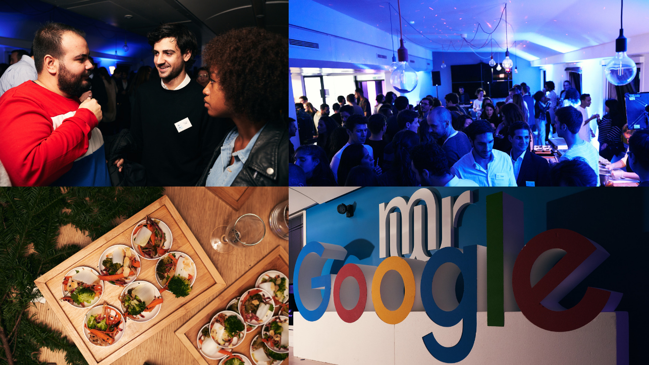 Google party 1