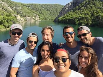 MakeMeReach_Blog_MakeMeAStar_Marcelo_Interview_Photo_Team_Croatia_Trip_5