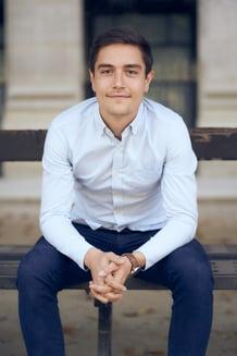 Nicolo Brentan - Head of Sales, MakeMeReach