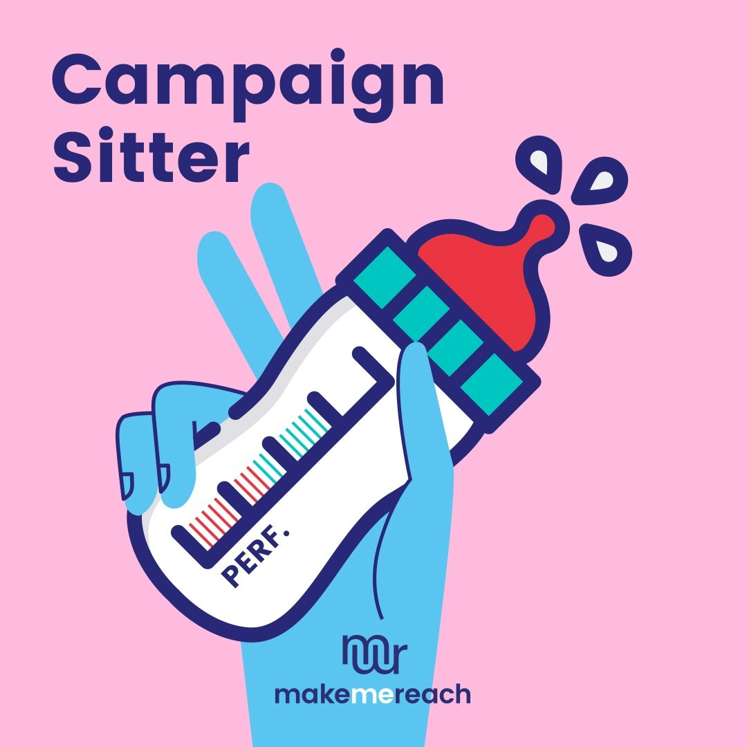 MakeMeReach Campaign Sitter