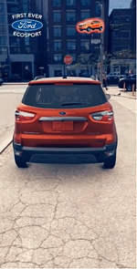 Ford AR Snapchat