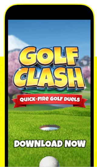 Golf Clash game
