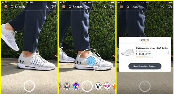 Snapchat-Visual-Search-Amazon-Product