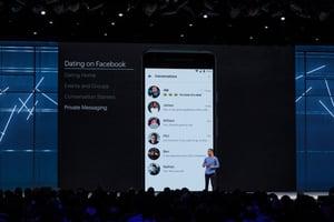 Facebook Dating at F8 2018